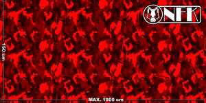 Onfk camouflage country 001 3 dark red