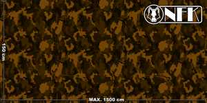 Onfk camouflage country 018 3 dark wood