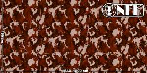 Onfk camouflage country 019 2 medium mahogany