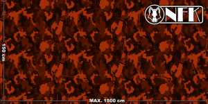 Onfk camouflage country 020 3 dark cherry