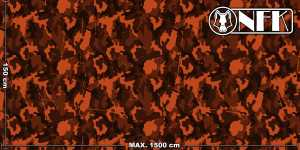 Onfk camouflage country 021 3 dark rusty
