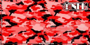 Onfk camouflage rounded 001 2 medium red