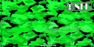Onfk camouflage rounded 007 3 dark green