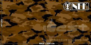 Onfk camouflage rounded 018 3 dark wood