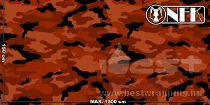 Onfk camouflage rounded 020 3 dark cherry